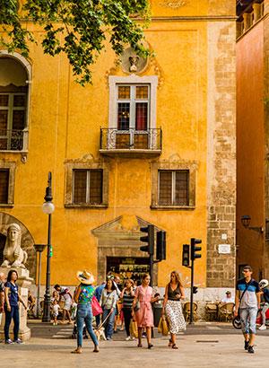 Doen in Palma de Mallorca: historische centrum