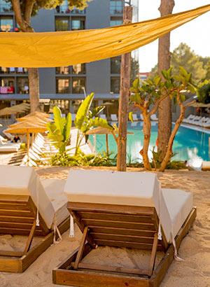 Favoriete hotels medewerkers: Globales Palma Beach