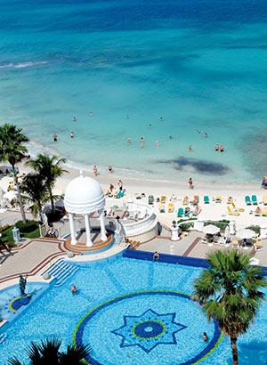 Favoriete hotels medewerkers: Riu Mexico