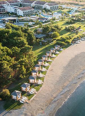 Favoriete hotels medewerkers: Sensatori Resort Barut Fethiye