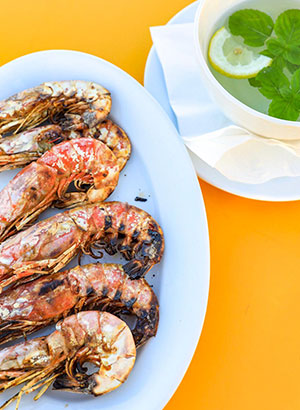 Leukste restaurants Zakynthos: Bassia
