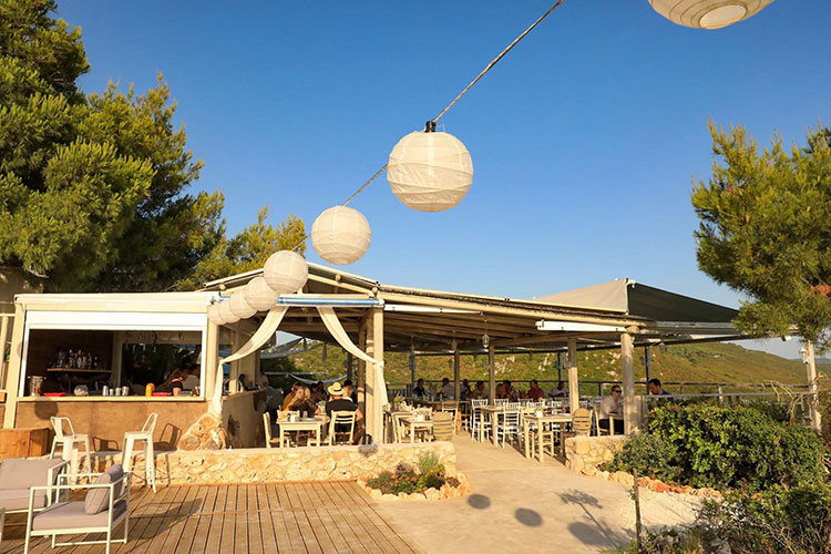 Leukste restaurants Zakynthos: Cave Damianos
