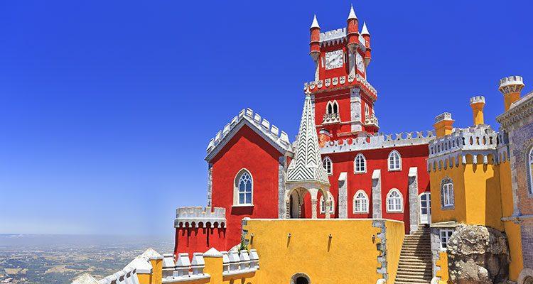 Mooiste kastelen Portugal