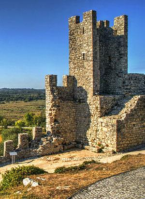 Mooiste kastelen Portugal: Montemor O Velho