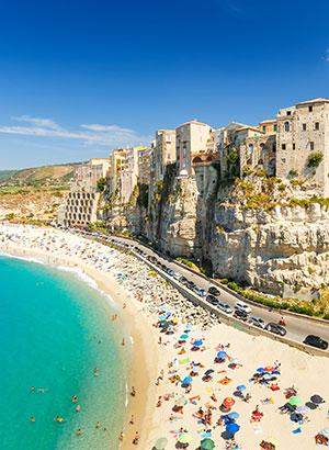 Mooiste vakantiebestemmingen Italië: Calabrië