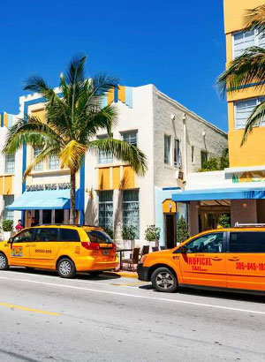 Doen in Miami: Ocean Drive