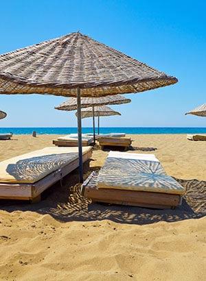 Vakantiebestemmingen juli zon: Side