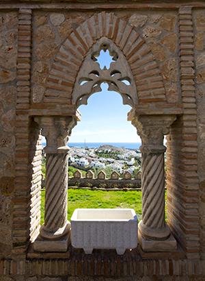Castillo de Colomares: sprookjeskasteel aan de Costa del Sol