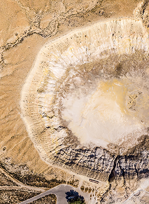Dagtrip Nisorys vanaf Kos, vulkaan