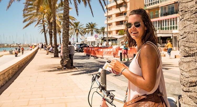 E-bike huren op Mallorca