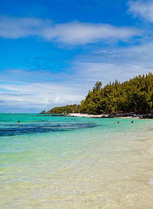 Favoriete bounty-eilanden: Ile-aux-Cerfs, Mauritius