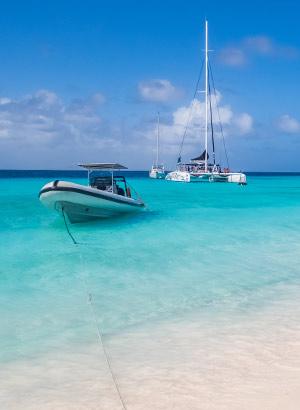 Favoriete bounty-eilanden: Klein-Curacao