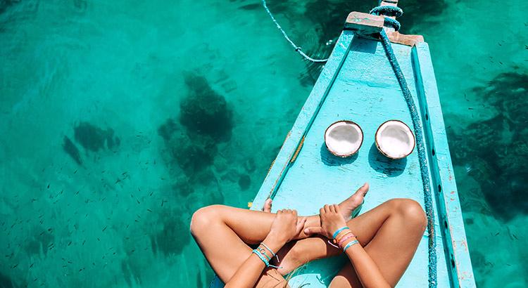 Favoriete bounty-eilanden