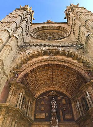 Kathedraal La Seu, Palma de Mallorca