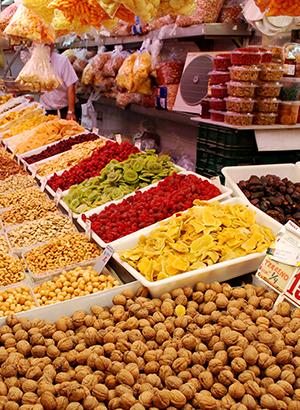 Lokale specialiteiten Valencia: markten