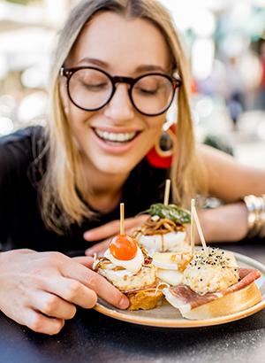 Lokale specialiteiten Valencia: tapasrestaurants