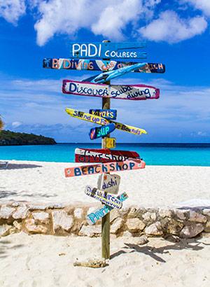 mooiste stranden Curaçao: Cas Abou