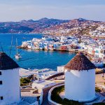Mykonos-Stad, the place to be op Mykonos