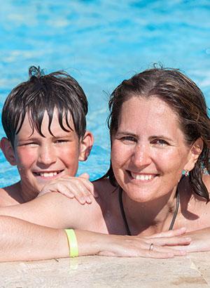 Populairste bestemmingen voor een all inclusive vakantie met kinderen
