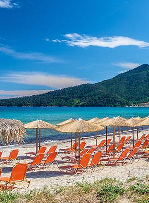 Vakantie Thassos