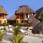 Favoriete bounty-eilanden: Isla Holbox, Villas HM Paraiso del Mar