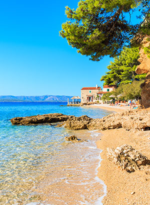 Weetjes Kroatië: kust