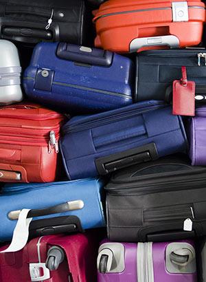 Weetjes Schiphol: bagageband