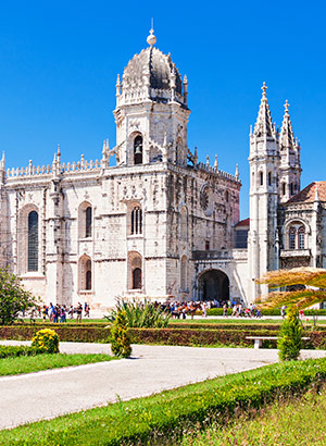 Zeven wonderen Portugal: Mosteiro dos Jerónimos