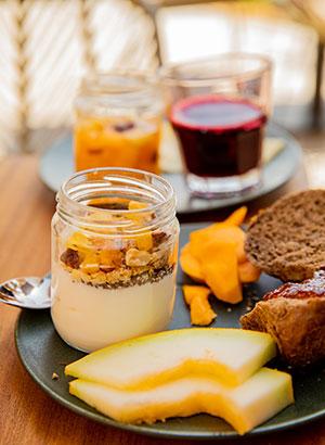 Cook's Club El Gouna: ontbijt