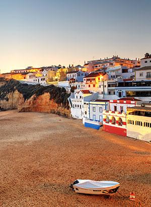 Doen in de Algarve: Carvoeiro