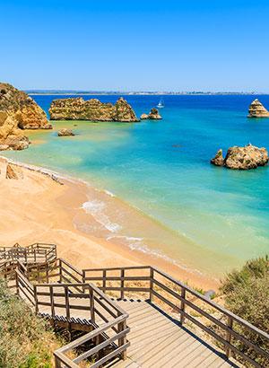 Doen in de Algarve, stranden