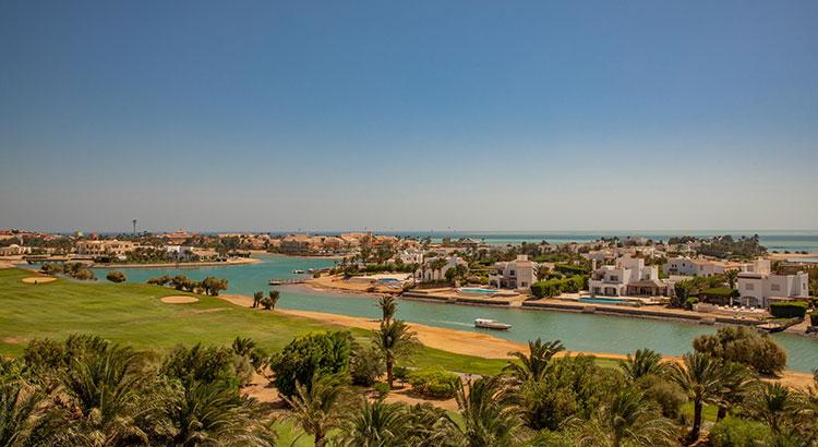 Doen El Gouna, Egypte