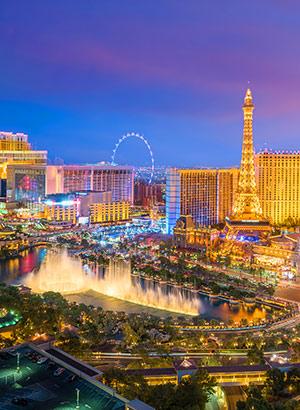 Doen Las Vegas; Strip