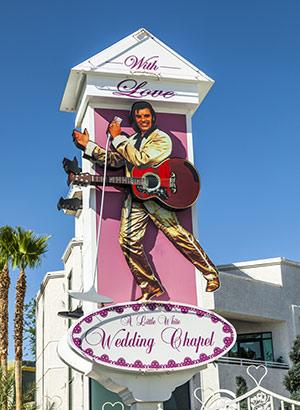 Doen in Las Vegas: trouwen