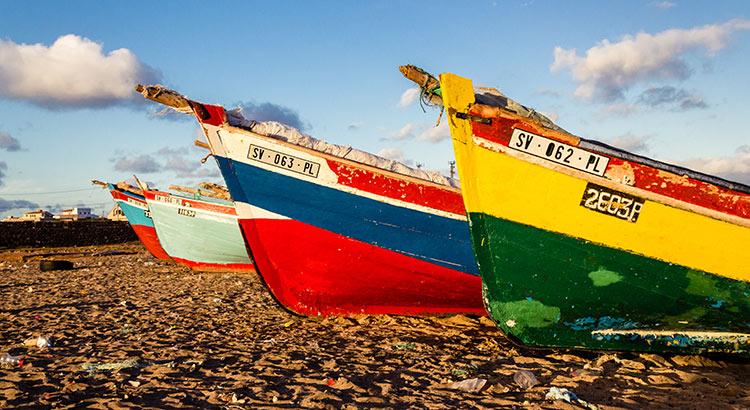 Doen op Sao Vicent: Kaapverdië