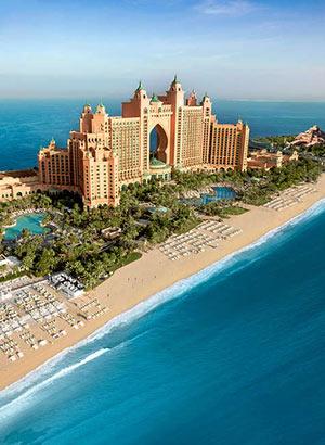 Dubai met kinderen: hotels
