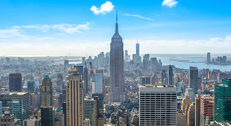 Empire State Building,New York