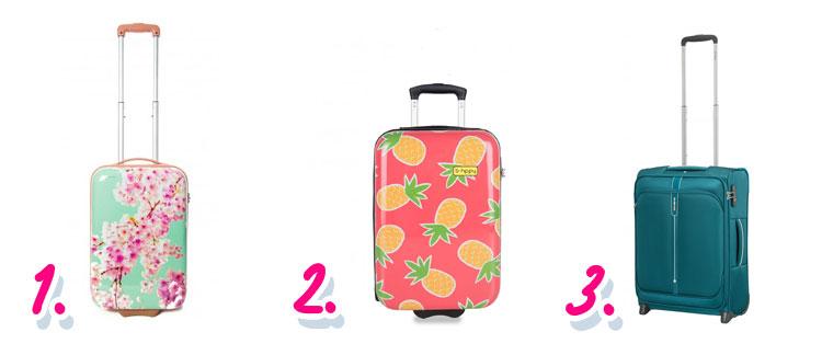 Regels handbagage koffers