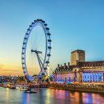 London Eye, reuzenrad Londen