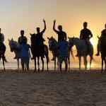 Magisch! Paardrijden in Egypte bij zonsopgang
