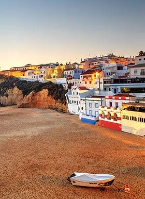 Wat te doen Algarve: Carvoeiro