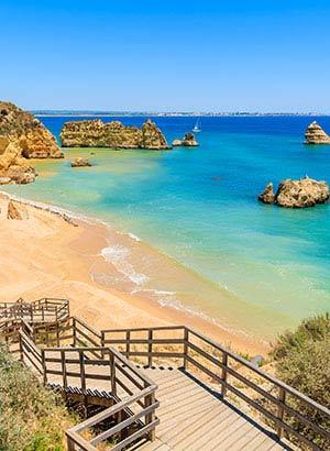 Wat te doen Algarve: stranden