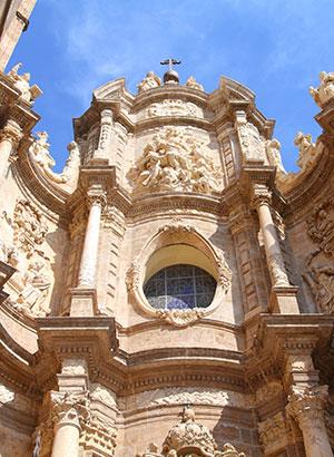 Oude centrum Valencia: kathedraal