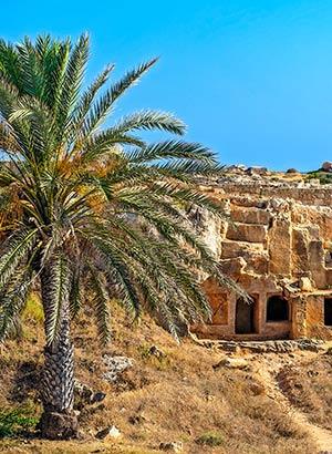 Vakantiebestemmingen oktober zon: Cyprus