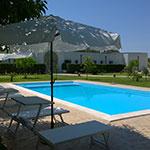 Puglia per huurauto ontdekken: Corte dei Melograni Resort