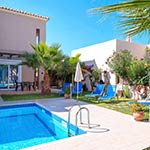 Azure Beach Villas, Kreta
