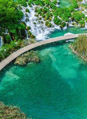 Doen in Zadar: Plitvice meren