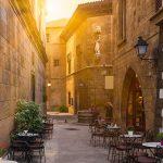 Herfst-stedentrips Spanje