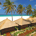 Mooiste stranden Aruba: Manchebo Beach Resort & Spa
