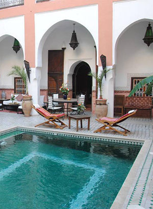 Insider tips Marrakech: Riad Barroko